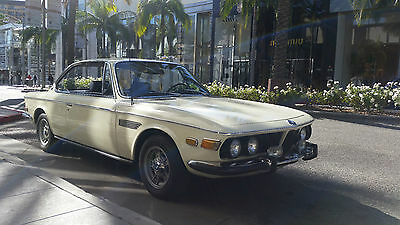 1970 BMW Other coupe 1970 BMW 2800cs,coupe, excellent condition, Auto, sunroof, A/C, E9 collector !!!