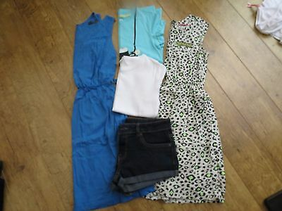 Bundle Of Girls Clothes   Size 8