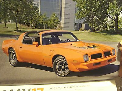 2017 NAPA MUSCLE CARS ADVERTISING CALENDAR w/ GREAT VINTAGE MUSCLE CARS