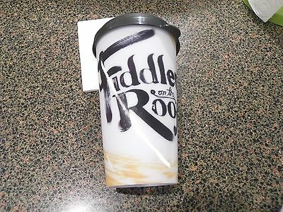 Fiddler On The Roof Official Merchandise Zip Cup from the Hit Broadway Show, NY