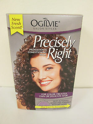 Ogilvie Precisely Right For Color Treated, Thin or Delicate Hair - 1 Ea