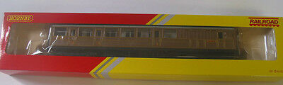 Hornby OO GAUGE R4333 LNER TEAK BRAKE COACH 4237 NEW BOXED