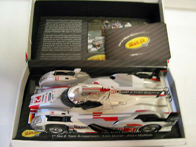 Slot It Sicw17 Audi R18 E-Tron Quattro #2 Winner Le Mans 2013  New Mint Boxed