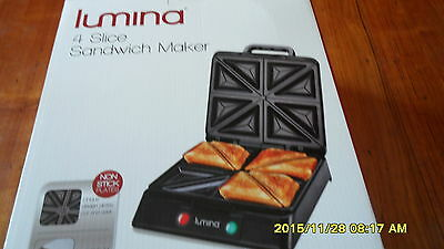 sandwich maker new in box unwanted gift moving out