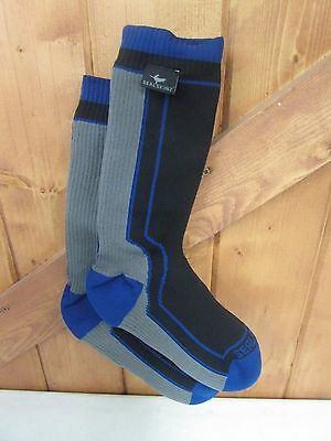 Sealskinz Thick Mid Length Waterproof Sock ~ Free Shipping