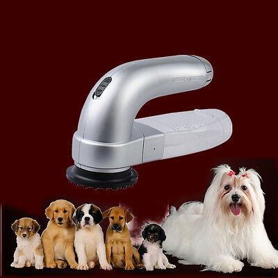 Professional Mute Pet Cat Dog Fur Hair Cordless Trimmer Clipper Shaver