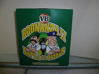VB Victoria Bitter Beer Boony Boonanza 2 Talkling Dolls Boxed brand new unused