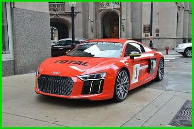 2017 Audi R8 Longterm finance program available for $1611/month 2017 5.2 V10 plus Used 5.2L V10 40V Automatic AWD Coupe Premium