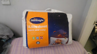 Silentnight Winter Warm and Cosy Duvet - 13.5 Tog Double