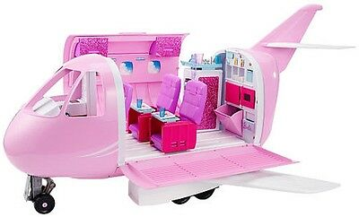 Barbie Pink Passport Glamour Vacation Jet