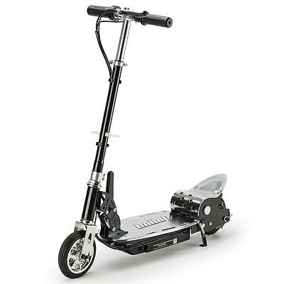 Bullet scooter electric rrp$399 CHROME AND BLACK kids 140w