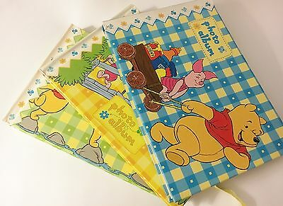 Winnie the Pooh Set of Photo Albums