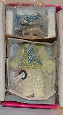 "Marie Osmond, AB Adora Belle, 13"" Collectible Porcelain Doll"