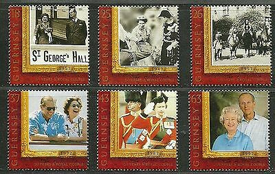 UK GB GUERNSEY 1997 Very Fine Collection MNH Stamps Scott # 603-608