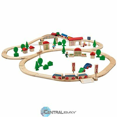 Centralbay.it Eichhorn track with accessories, 81dlg.
