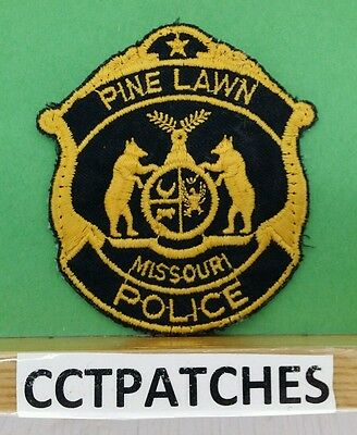 Pine Lawn, Missouri Police Shoulder Patch Mo 2