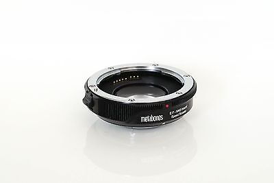 Metabones Speed Booster S Canon EF - Micro Four Thirds 4/3 Adapter 0.71x GH4 GH3