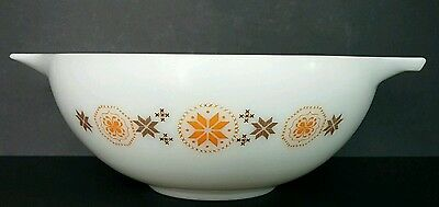 4 Qt Pyrex Town & Country Cinderella Mixing Nesting Bowl #444