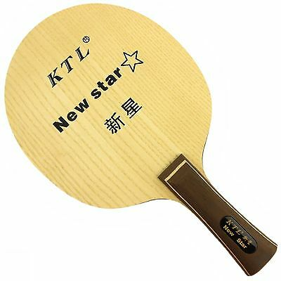 KTL New Star Table Tennis / Ping Pong Blade,NEW