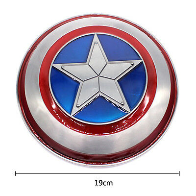 The Avengers Captain America Shield Cosplay Metal Toys Model Toy