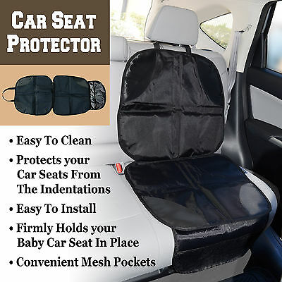 New Auto Car Seat Protector Cover for Children Kids Babies Kick Mat Back Protect