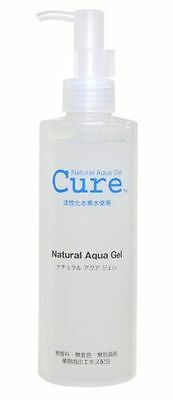 New Cure Natural Aqua Gel 250g - Best selling exfoliator in Japan Shipping  F/S
