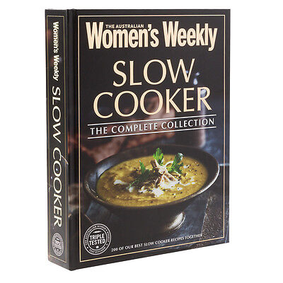 NEW Book Australian Women's Weekly Slow Cooker