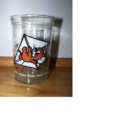 Tom & Jerry Jelly Glass * Collectible Looney Tune Characters