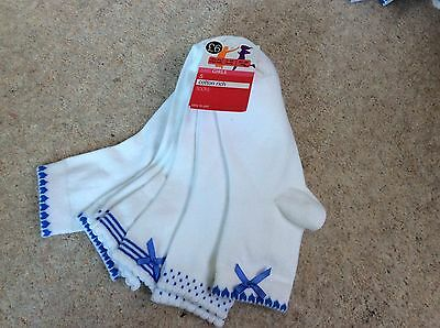 Girls School Socks From M&S Shoe Size 12.5 to 3.5   Age 7-10 Years