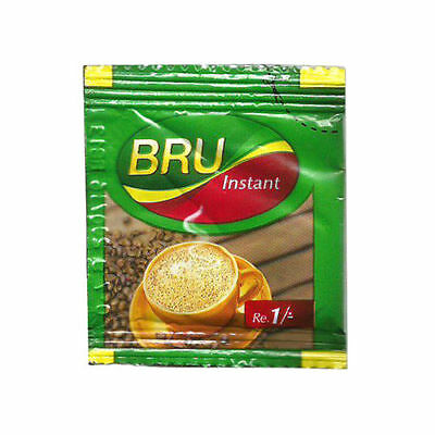 Bru Instant Coffee Pouch Sachets 50, 100 & 200 Packets - FREE SHIPPING