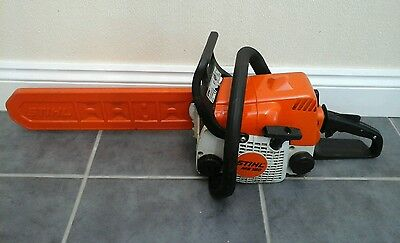 Stihl Chainsaw  Excellent Runner New Chain Fitted  Sthil....