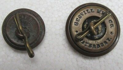 Vintage Military Buttons - Australian Military Forces & British Military ?