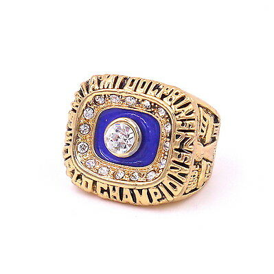 1972 Miami Dolphins Championship Ring Christmas Gifts For Men-Scott