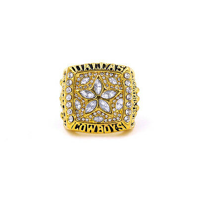 1995 Dallas Cowboys Championship Rings Great Gift For Men !!