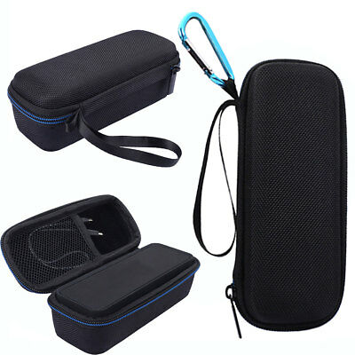 Portable Carry Zipper Case Bag Box For Anker SoundCore Dual-Driver Bluetooth 4.0