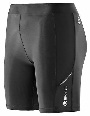 Womens SKINS A200 compression shorts - size Small