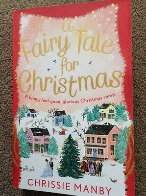 A Fairy Tale For Christmas By Chrissie Manby