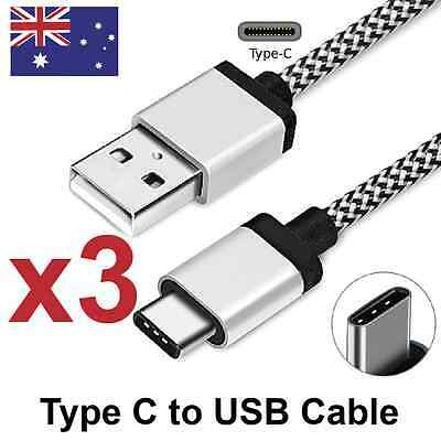 USB 3.1 Type C Data Charger Charging Sync Data Cable For Google Nexus 5x 6p