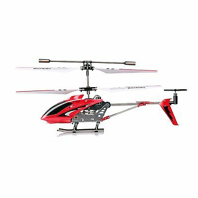 Syma S107G Indoor Helicopter 3CH RC Remote Control Toy w/Gyro Motion Sensor Kids