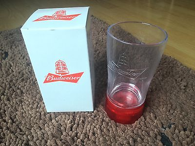 ## Sync Budweiser Glass Red Light Cup