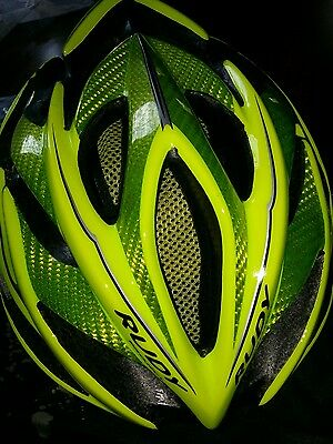 rudy project windmax yellow fluo nuovo  S-M 54 58cm