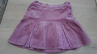 Girl's pink John Rocha skirt age 7 years