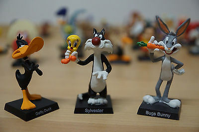 3 Figuren Looney Tunes Warner Bros Figur !! Neu Original verpackt !! Hobby Work