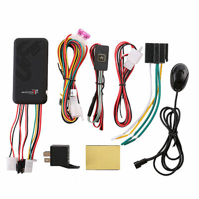 GT06 Car GPS Tracker SMS GSM GPRS Vehicle Tracking Device Monitor Locator NR