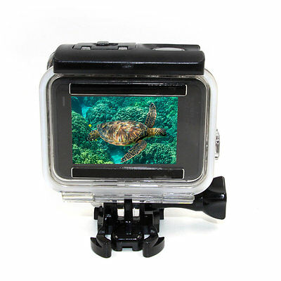 For GoPro Hero5 45M Waterproof Case Underwater Protective Shell Housing Box NR