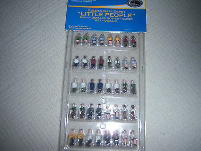 Hornby 0 gauge  NEW PACKET PEOPLE for MODEL RAILWAY LAYOUTS