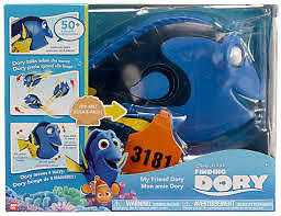 REDUCED! FINDING DORY, MY FRIEND DORY, Disney Pixar toy, BRAND NEW Boxed TALKING