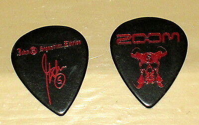 John 5 of Marilyn Manson pick Plektrum Plek ,cool