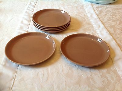 DENBY/LANGLEY LUCERNE tea plate 6.5 inches x 2