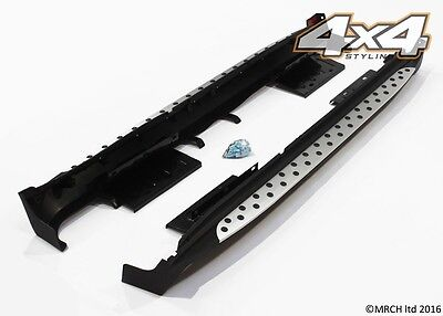 For Kia Sorento 2010 - 2012 Side Steps Running Boards Set